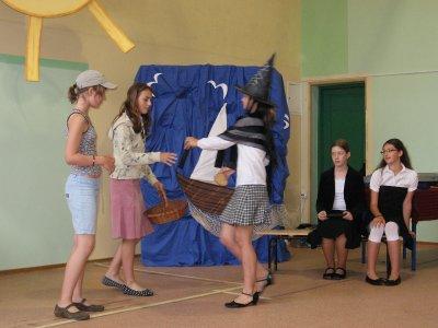 teatrzyk szkolny 1
