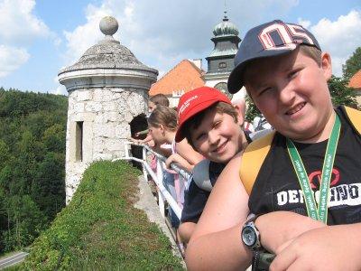 Zamek w Pieskowej Skale 2