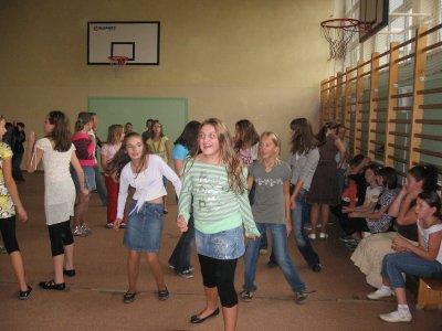 taniec klas VI