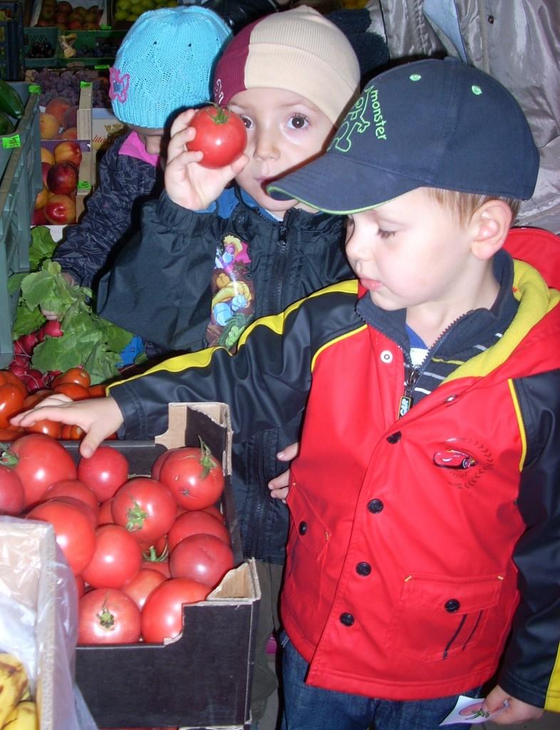 Kupujemy pomidory