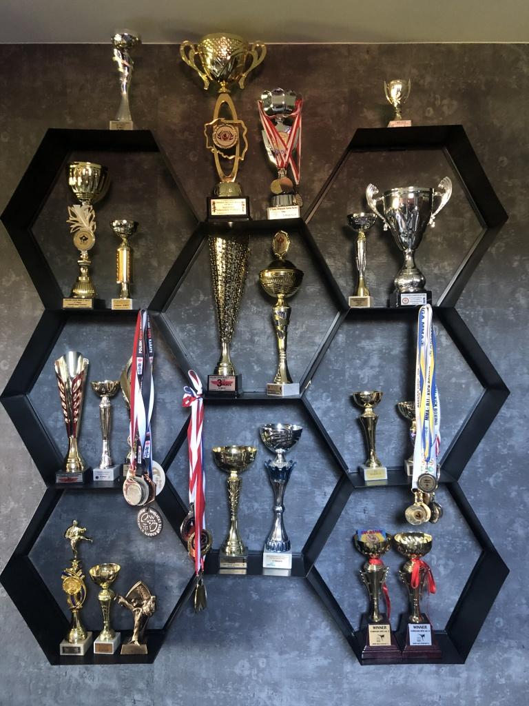 Oskar - medale