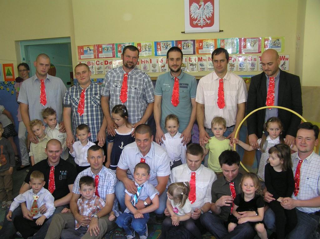 Tatusiowy krawat