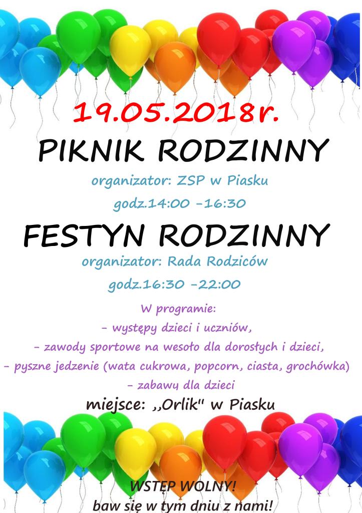 Plakat Piknik1