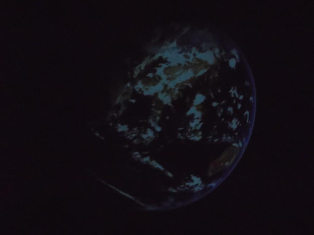 A tak wygląda Ziemia