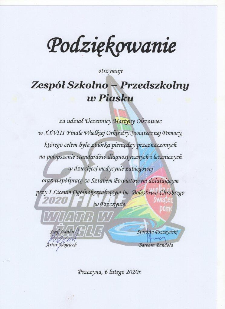 WOŚP 2020071