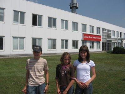Przed fabryką