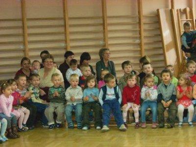 Grupa maluchów