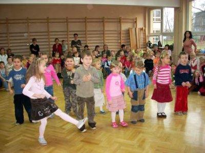 Wybrani tancerze do konkursu
