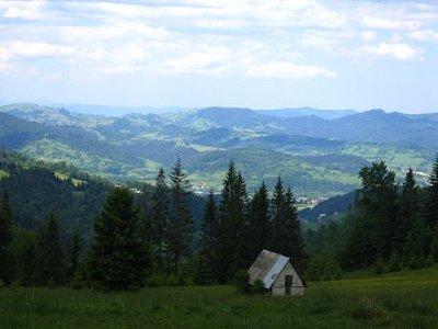 Widok na Dolinę Soły