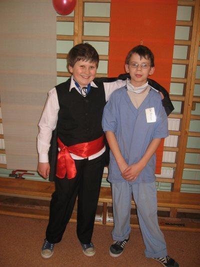 Darek i Michał