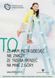 plakat_25_lat_kopd_-_dziewczynka